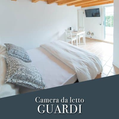 Camera da letto Guardi