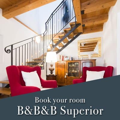 Book online the B&B